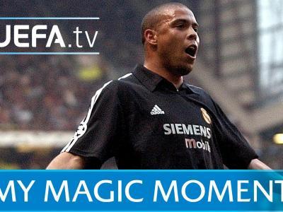 Le triplé de Ronaldo face à Manchester United