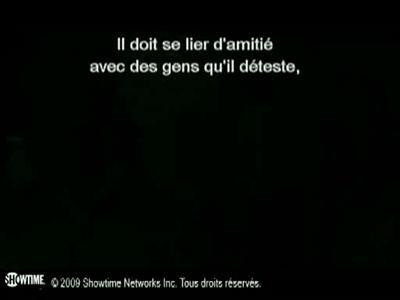 Sleeper Cell en DVD - Making Of