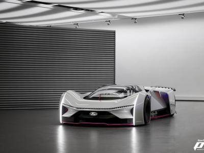 Team Fordzilla P1 : le prototype en vidéo