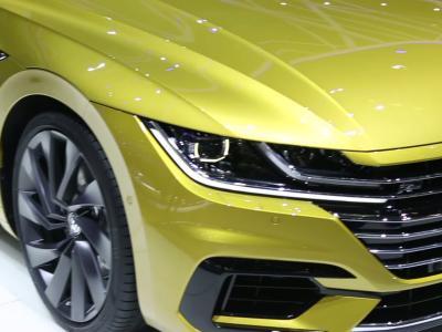 Genève 2017 : Volkswagen Arteon