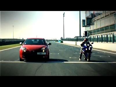 Alfa Rome MiTo Quadrifoglio Verde VS Superbike