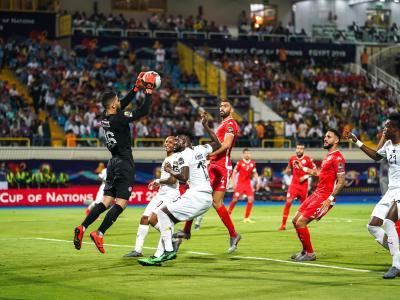 CAN 2019 : Ghana - Tunisie : la colère du gardien tunisien avant sa sortie !