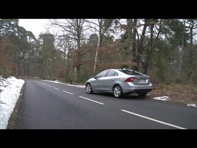 Essai Volvo S60