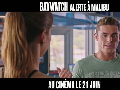 Baywatch, la première bande-annonce