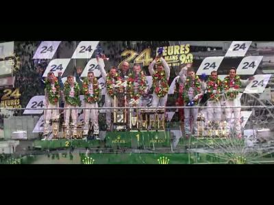 Plein feu sur les 24 Heures du Mans 2014