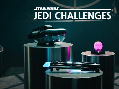 Star Wars Jedi Challenges : vidéo de présentation du casque Lenovo