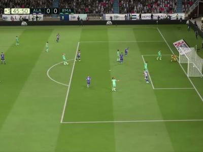 Alavès - Real Madrid : notre simulation FIFA 20