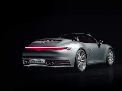 Porsche 911 Cabriolet : vidéo officielle de présentation