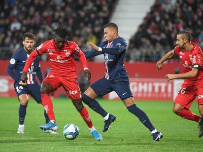 PSG - Dijon : le bilan des Parisiens au Parc des Princes