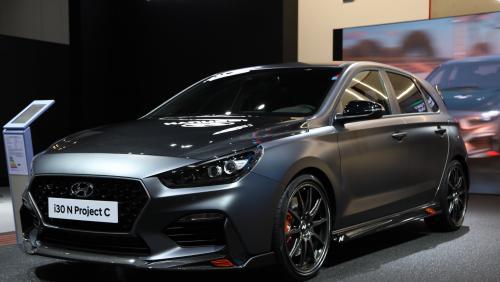 Hyundai i30 N C Project : notre vidéo du concept sud-coréen au Salon de Francfort