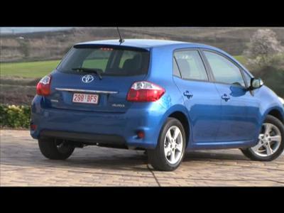Essai Toyota Auris 126 D-4D