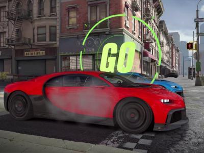 CSR Racing 2 : la Bugatti Chiron Pur Sport en vidéo