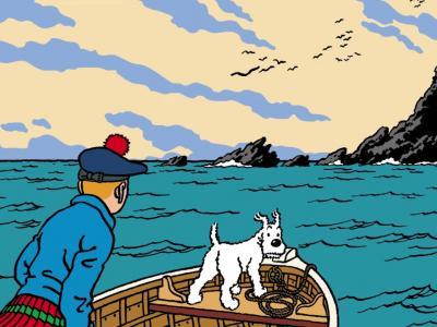 L'intégrale de Tintin sur l'iBooks Store d'Apple
