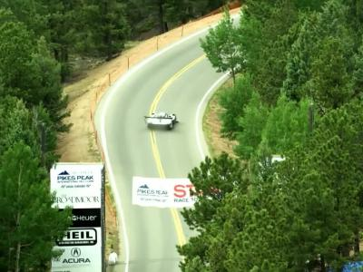 Volkswagen ID R Pikes Peak : la vidéo du record