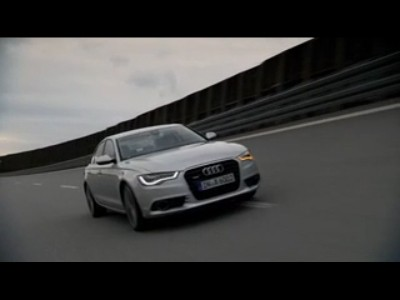 Audi présente la nouvelle A6