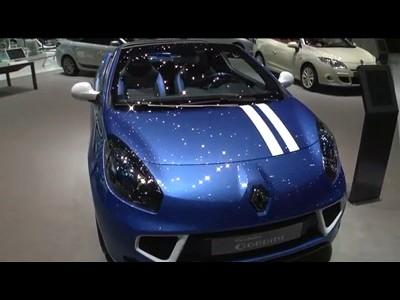 Genève 2011 : Renault Wind Gordini