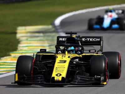 Grand Prix d'Abu Dhabi de F1 : Renault dépassé par Toro Rosso, scénario catastrophe ?