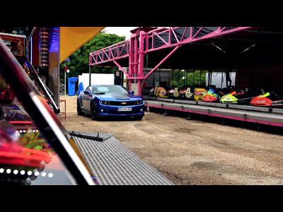 Essai Chevrolet Camaro Hot Wheels