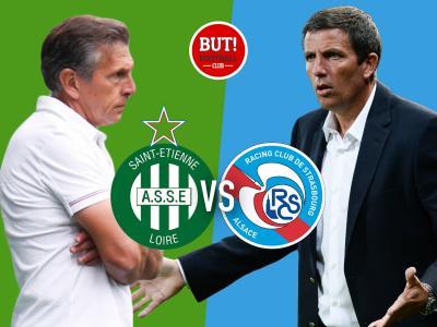 ASSE : les enjeux de la rencontre face au RC Strasbourg