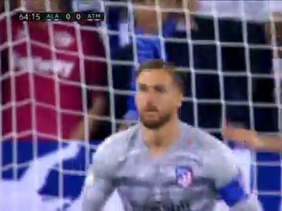 Alavés - Atlético Madrid : les buts et le résumé de la rencontre