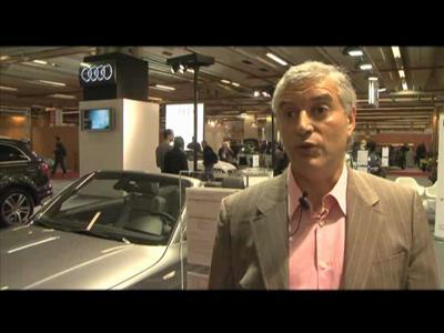 Le Salon du Cabriolet, Coupé et SUV 2010