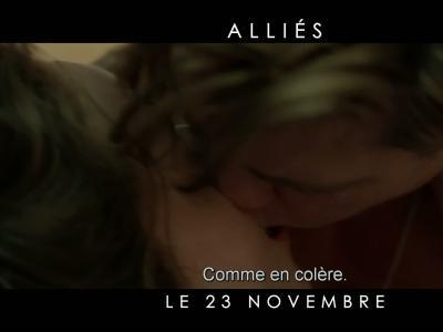 Alliés avec Brad Pitt et Marion Cotillard, la bande-annonce