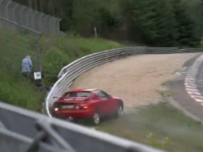 Les accidents sur le Nürburgring en 2012