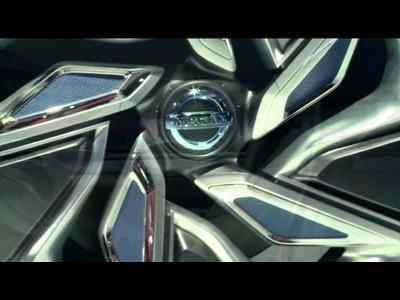 Nissan TeRRA - Mondial 2012
