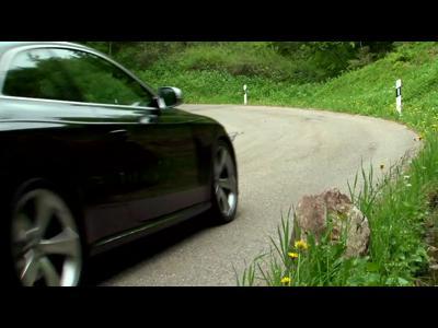 Essai Audi RS5