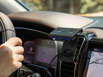 Amazon Echo Auto : vidéo officielle de présentation