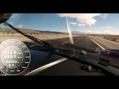 La Koenigsegg Agera RS pulvérise son propre record sur le 0-400-0 km/h