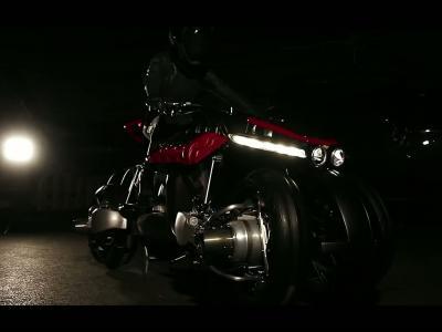 Lazareth LMV 496 : la moto volante devient réalité !