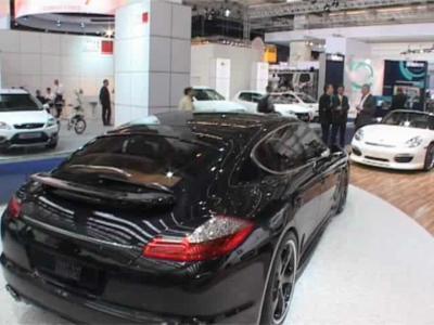 Porsche Panamera TechArt