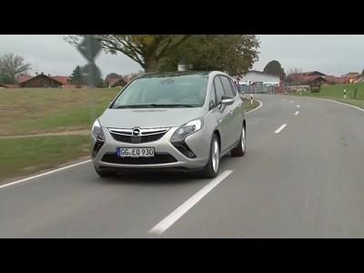 Essai Opel Zafira Tourer 2.0 CDTi Cosmo Pack