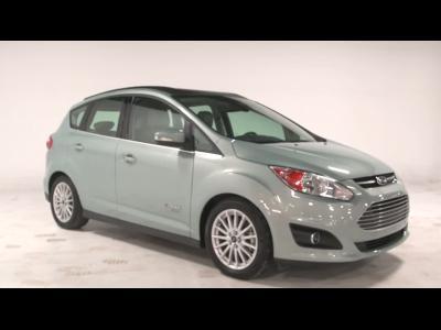 Le Ford C-MAX Solar Energi en vidéo
