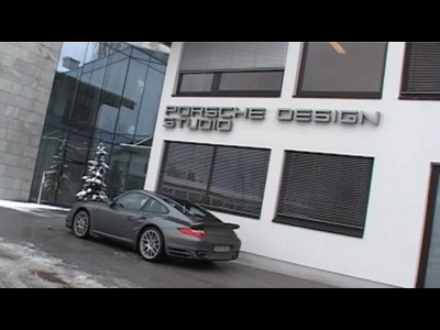 A la découverte du Porsche Design Center