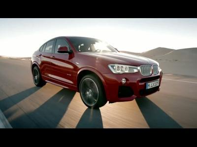 Le BMW X4 sous toutes ses formes