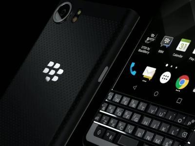 BlackBerry KEYone Black Edition : vidéo officielle de présentation