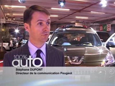 Salon Auto Plaisir 2007 - Peugeot 4007