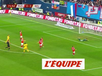Russie - Belgique : les frères Hazard et Lukaku font le show !