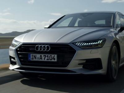 Essai nouvelle Audi A7 Sportback : le luxe geek