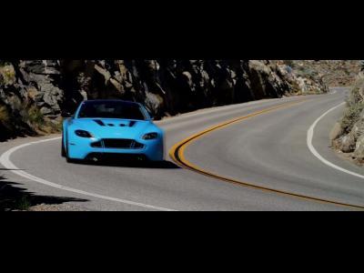L'Aston Martin V12 Vantage S dans une autre couleur