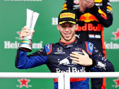 Grand Prix d'Abu Dhabi de F1 : Pierre Gasly sur sa lancée du Brésil ?