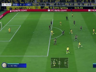 Borussia Dortmund - Inter Milan : notre simulation sur FIFA 20