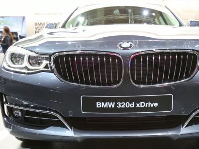Mondial 2016 : BMW série 3 GT