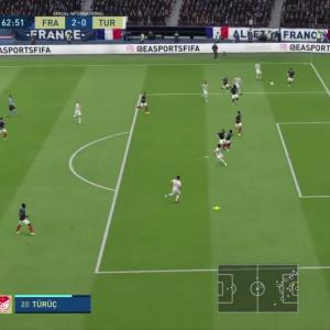 FIFA 20 : on a simulé France - Turquie (qualifications EURO 2020)