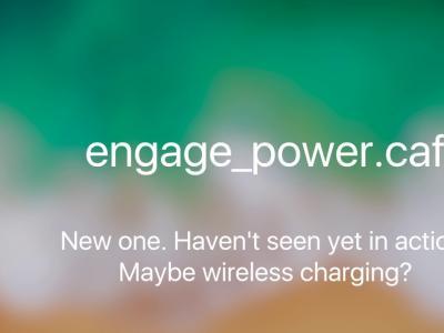iPhone 8 : la recharge sans fil confirmée grâce à iOS 11