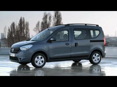 Essai Dacia Dokker