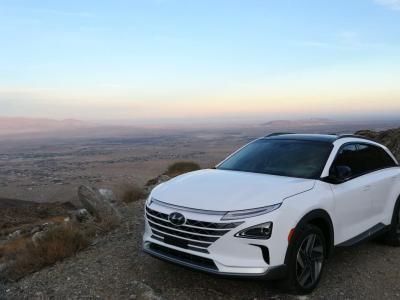 Hyundai Nexo: 800 km d'autonomie à hydrogène