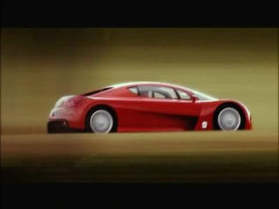Concept Car Peugeot RC